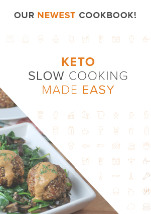 KETO SLOW COOKING MADE EASY!
