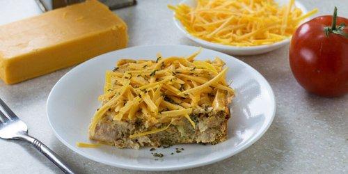 example frittata recipe