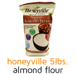 Honeyville Blanched Almond Meal Flour