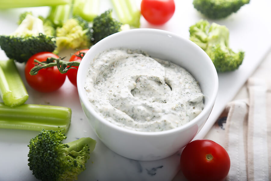 Keto-Approved Ranch Dressing