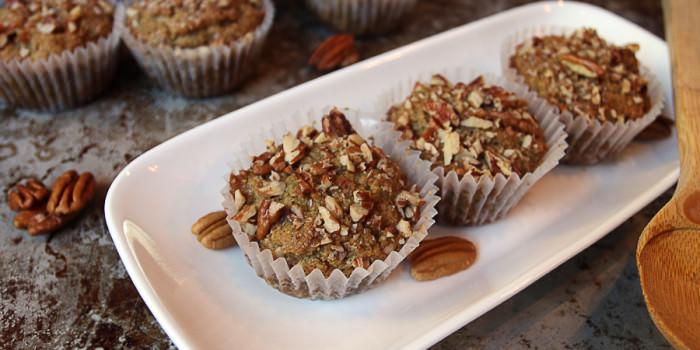 Maple Pecan Keto Muffins