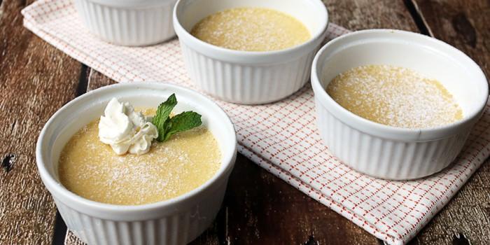 Caramel Pots de Crème