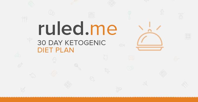 30 Day Ketogenic Diet Plan