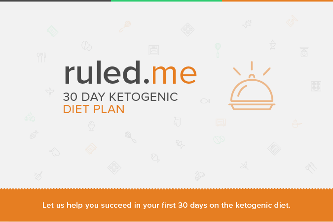 Ketogenic Diet & Meal Plan [30 Day Plan With Keto Menu]