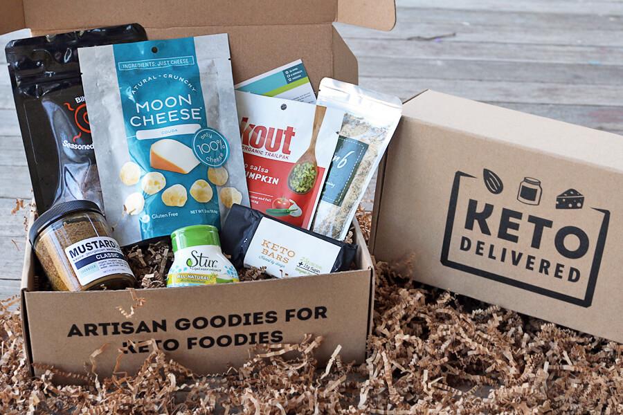 Keto Delivered November 2015 Unboxing