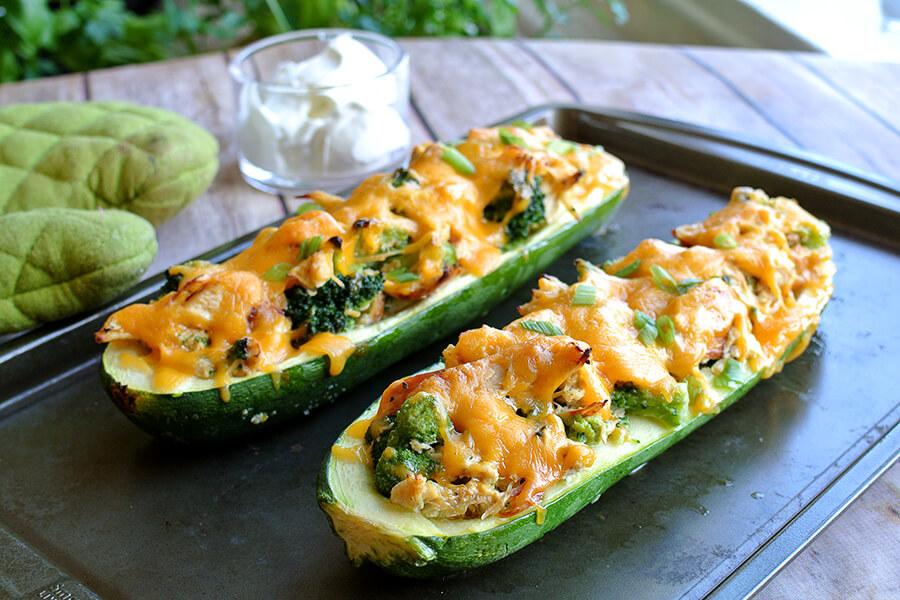zucchini keto