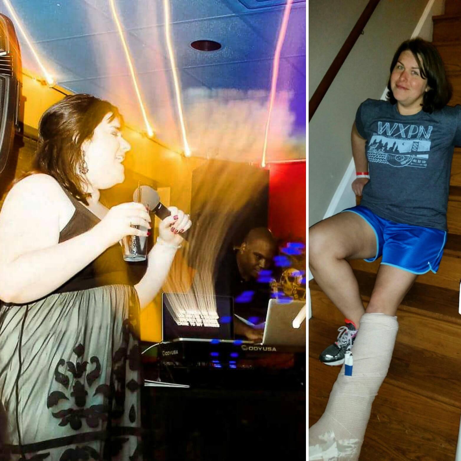 Jacqueline Barrett Lost 62 lbs