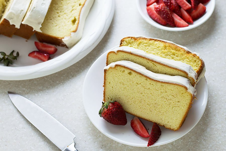 Keto Pound Cake | Ruled Me