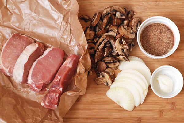 Instant Pot Smothered Pork Chops