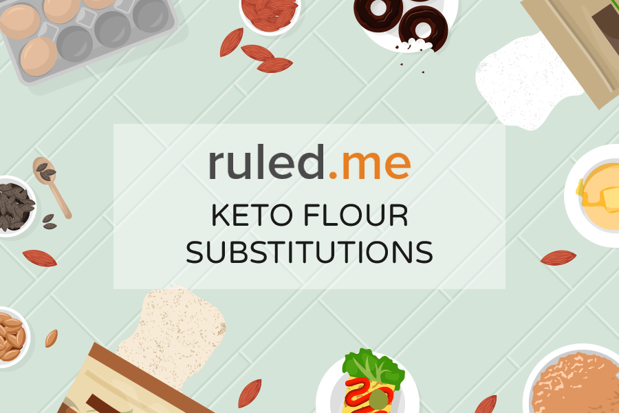 Keto Flour Substitutions