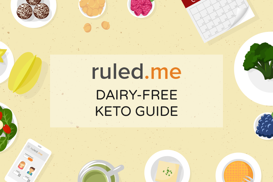 The Guide to a Dairy Free Keto Diet