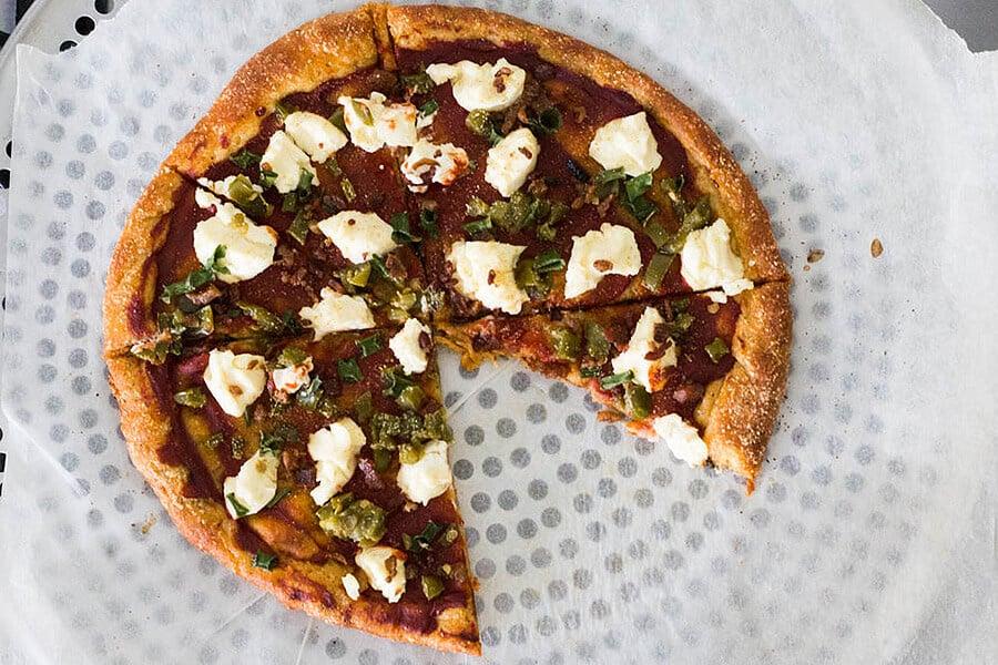 Jalapeño Popper Pizza