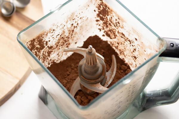 Dairy-Free Dark Chocolate Shake