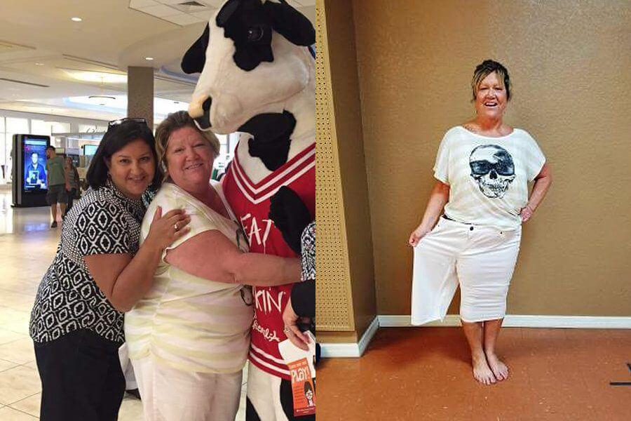 Deborah Has Lost Nearly 100 Pounds on Keto