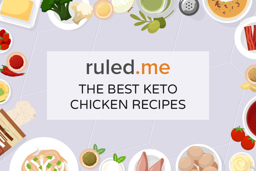 Our 25 Favorite Keto Chicken Recipes