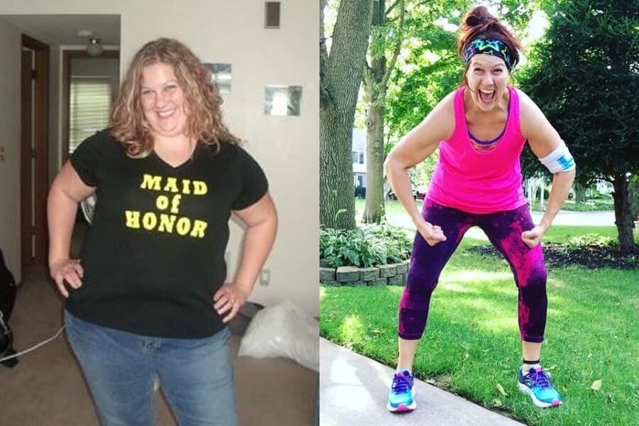 Leah's Down 80 Lbs on Keto and Gained Self-Love