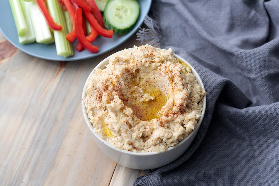 Keto Hummus