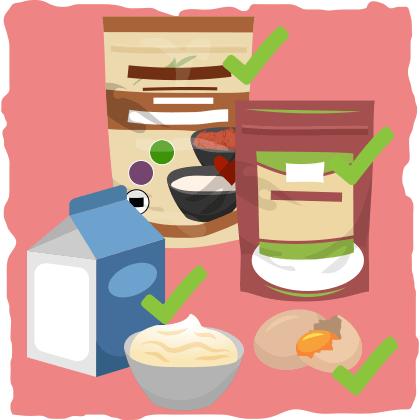 Italian dessert → Use sugar-free keto-friendly ingredients