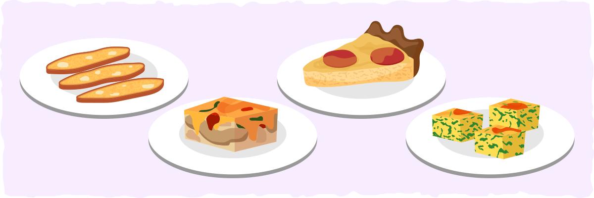 Italian-inspired Keto Breakfast and Brunch Recipes