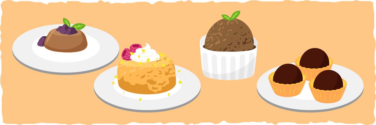 Keto Italian Desserts (Dolces)