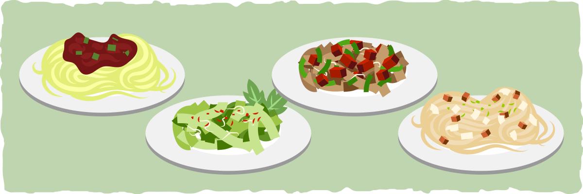 Keto Italian Pasta Recipes