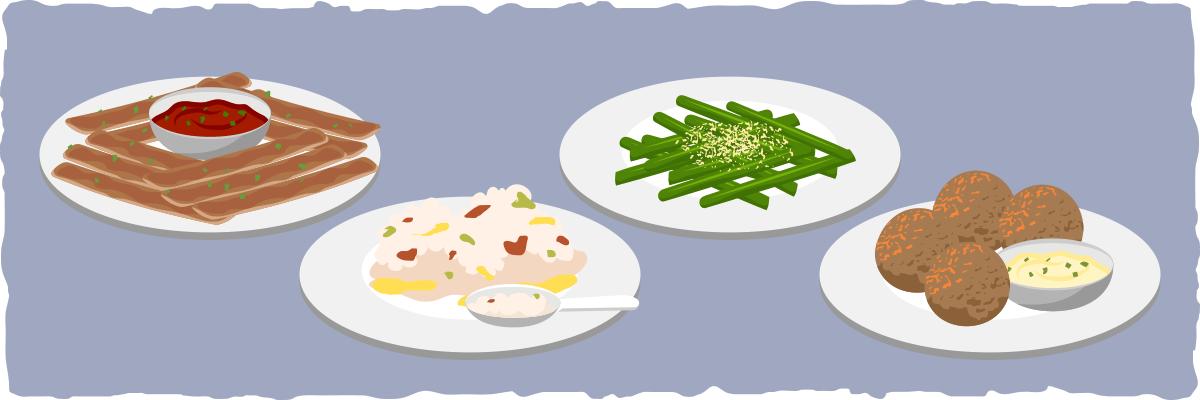 Keto Italian Side Dishes (Contorno)